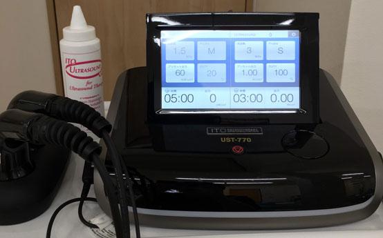超音波機器 UST-770